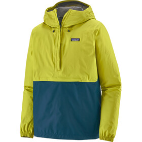 Patagonia Torrentshell 3L Pullover Heren, chartreuse